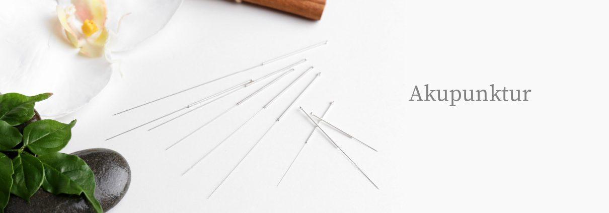 Akupunktur in der Praxis für Ästhetik und Medizin in Hamburg